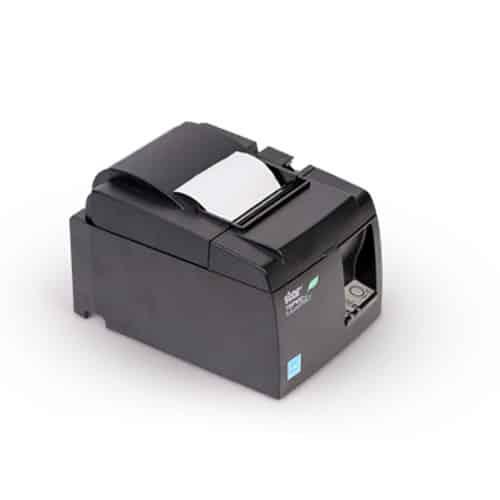 Screenshot of QuickBooks Receipt Printer
