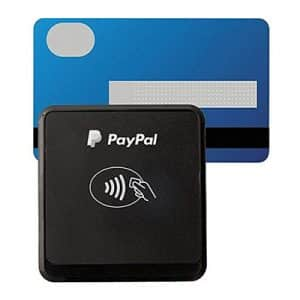 Screenshoot of Rezku PayPal Chip and Tap Reader