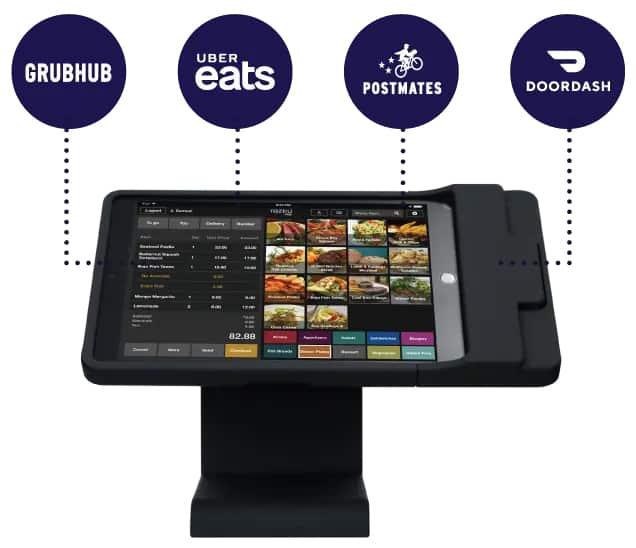 Screenshot of Rezku online ordering and delivery platforms