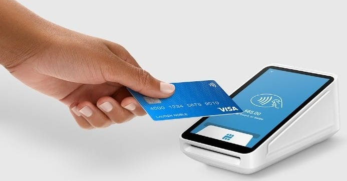 Square Integrated payment processing