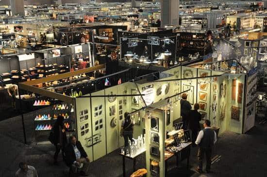 Screenshot of Busy Trade Shows