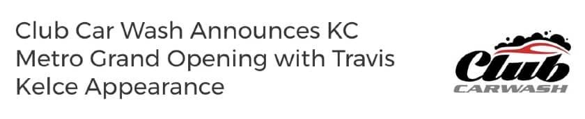 Grand opening press release headline