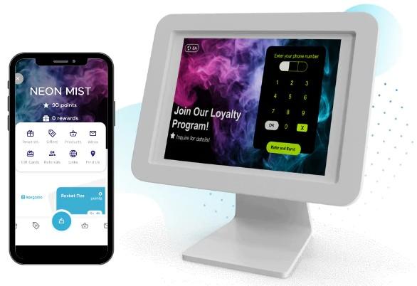 Screenshot of Kangaroo on Mobile and Tablet