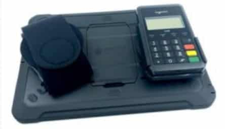 Screenshot of Revel Handheld Order and Payment Tablet