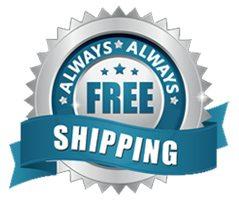 Free Shipping Badge