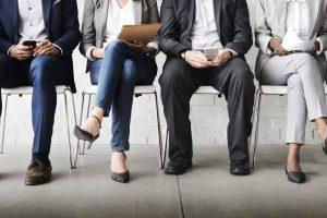 applicants sitting