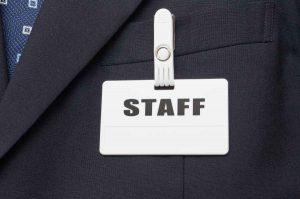 Staff Office ID
