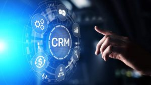 Customer relationship management automation system