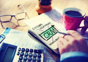 Business Customer CRM Management Analysis Service