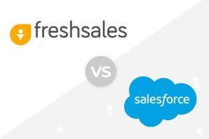 freshsales vs salesforce