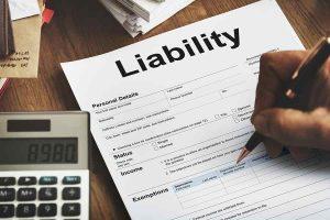 Liability form