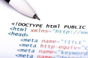 HTML Meta Codes
