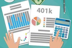 401K Plan, Pension Concept