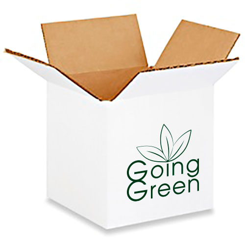 Going Green Printed box