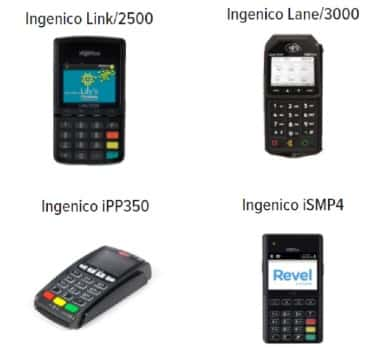 Revel Payment Devices