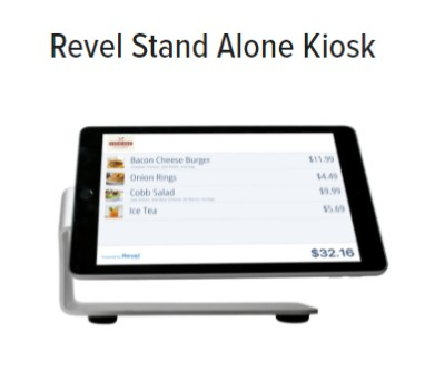 Revel Stand Alone Kiosk