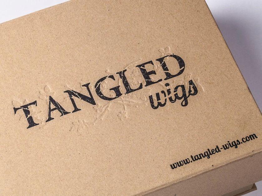 Tangled Wigs Printed box