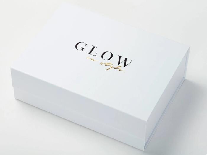 minimalist but impactful packaging