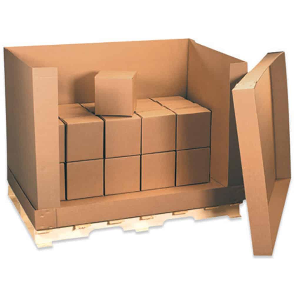 Screenshot of Bulk Cargo Container