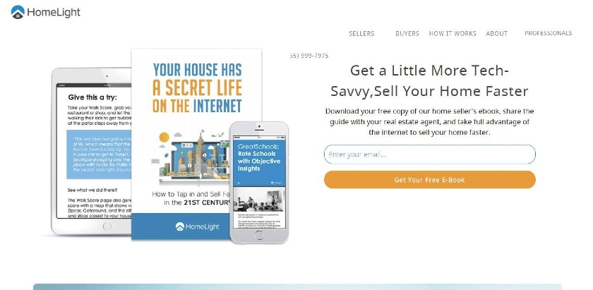 HomeLight Content Landing Pages