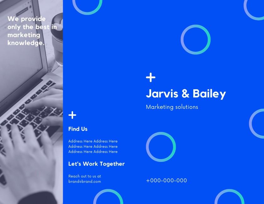 Jarvis And Bailey Bi-fold Brochure