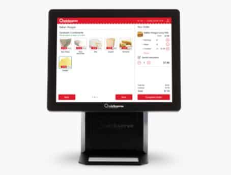 Screenshotof Petrosoft SmartPOS self-service kiosk