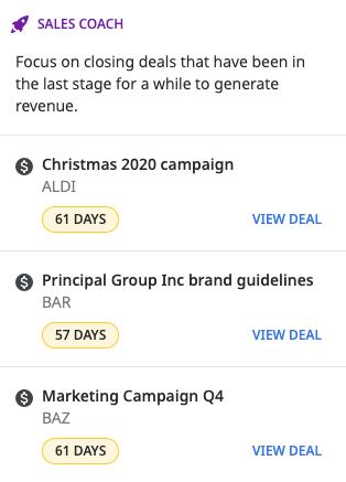Pipedrive AI Sales Coach