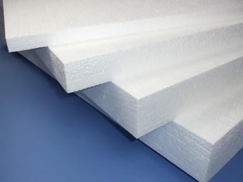 Screenshot of Styrofoam Sheets