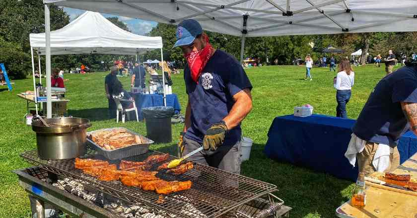 Screenshot of Grilling and Barbecuing