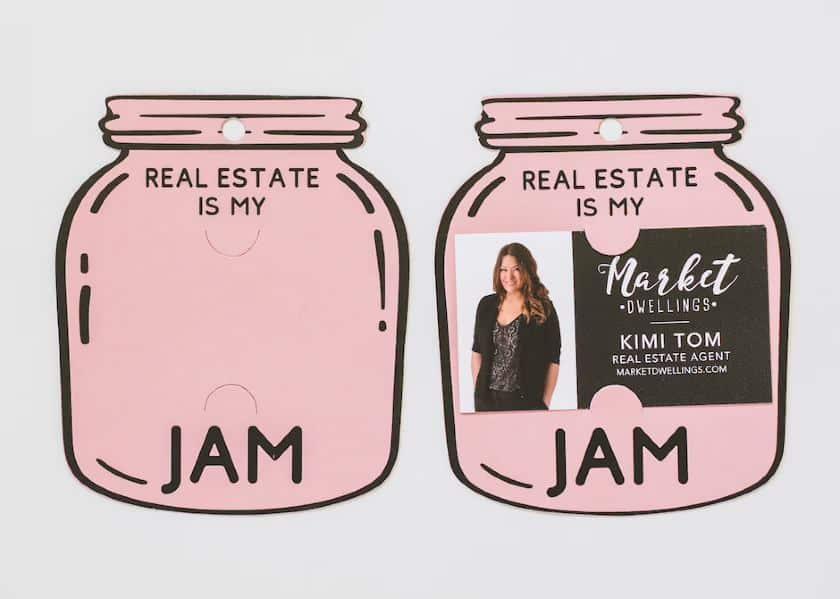 Screenshot of Jar of Jelly Card