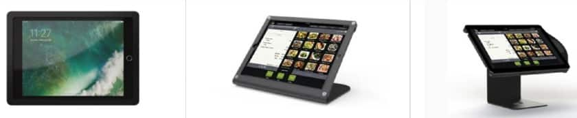 Screenshot of Lavu POS Compatible iPad Device