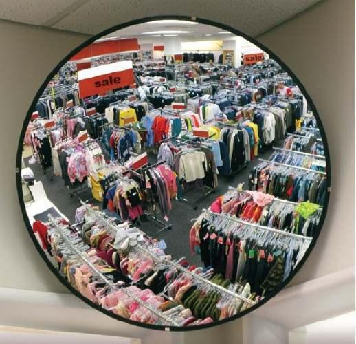 Screenshot of Mirror in Store