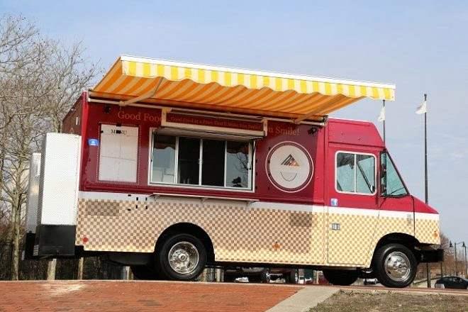 Screenshot of Used Food Trucks