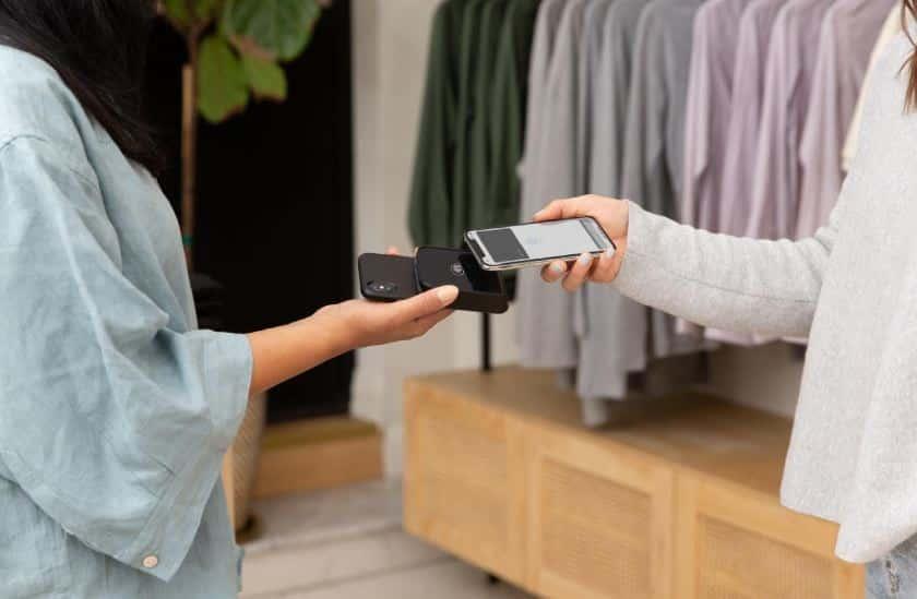 Screenshot of Using Shopify Mobile Card Reader