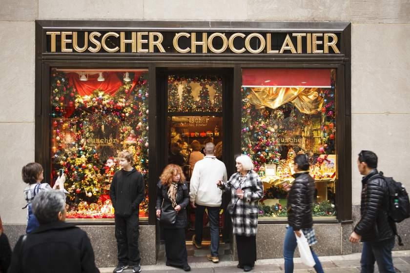 Teuscher Chocolatier