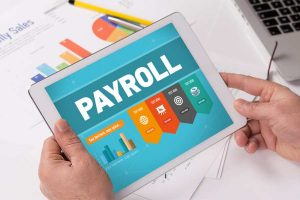 Managing Payroll on a Tablet