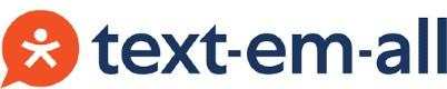 Text-Em-All Logo