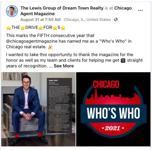 Client Testimonials from The Lewis Group of Dream Town Realty